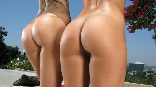 красивые попы голые фото